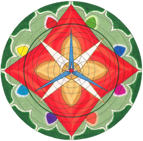 2012-12-Sagittarius-New-Moon-Mandala-Keefer2