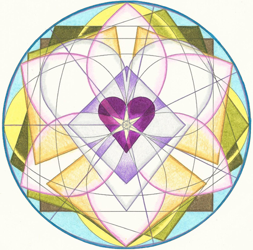 2014-09-Virgo-New-Moon-Mandala