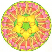 2011-07-Leo-New-Moon-Mandala-Keefer