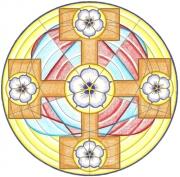 2013-08-Leo-New-Moon-Mandala-Keefer