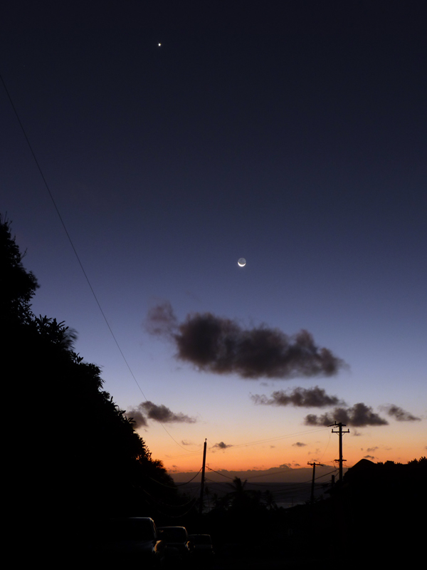 Venus as a Morning Star