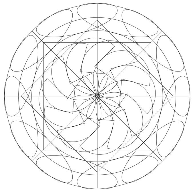 2015 Cancer Mandala Courtesy of ZodiacArts.com