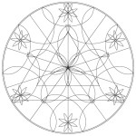 2016Taurus-NewMoon-Mandala-to-color-small