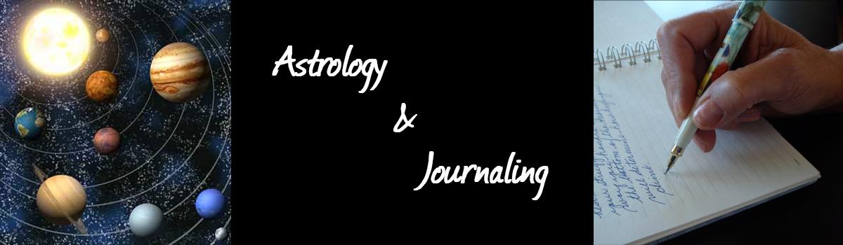 AstrologyJournaling