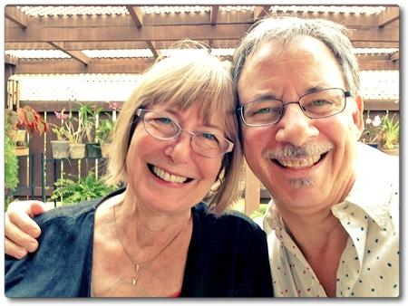 Sandra & David