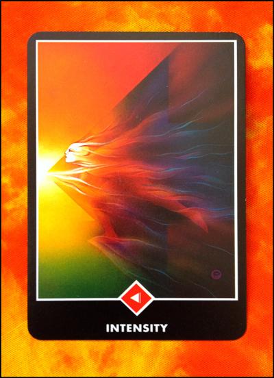 Intensity - OSHO Zen Tarot